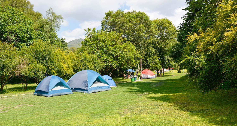 Fotos campamento de benageber