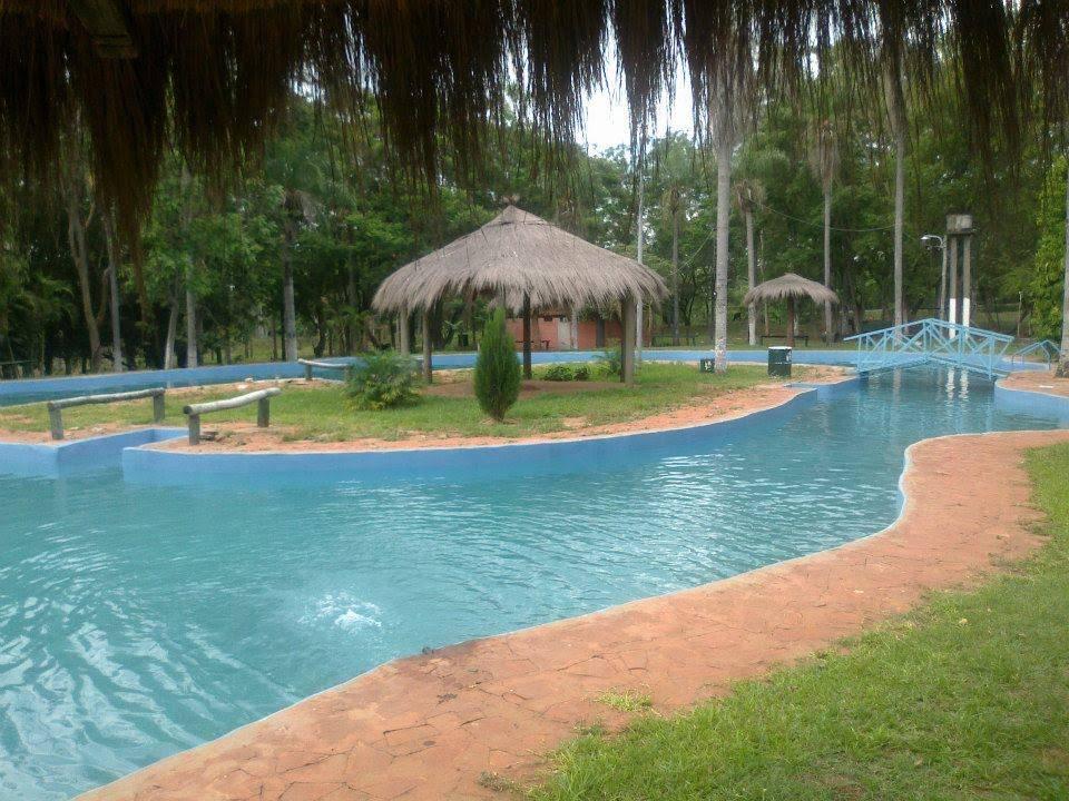 Balneario Villa Jardin Puebla, Balnearios de Mexico