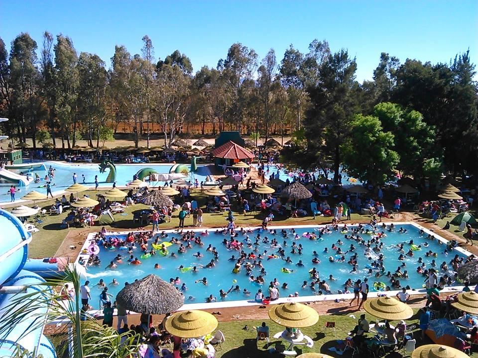 Articulos y tips de viaje sobre balnearios y campamentos for En zacatecas hay playa
