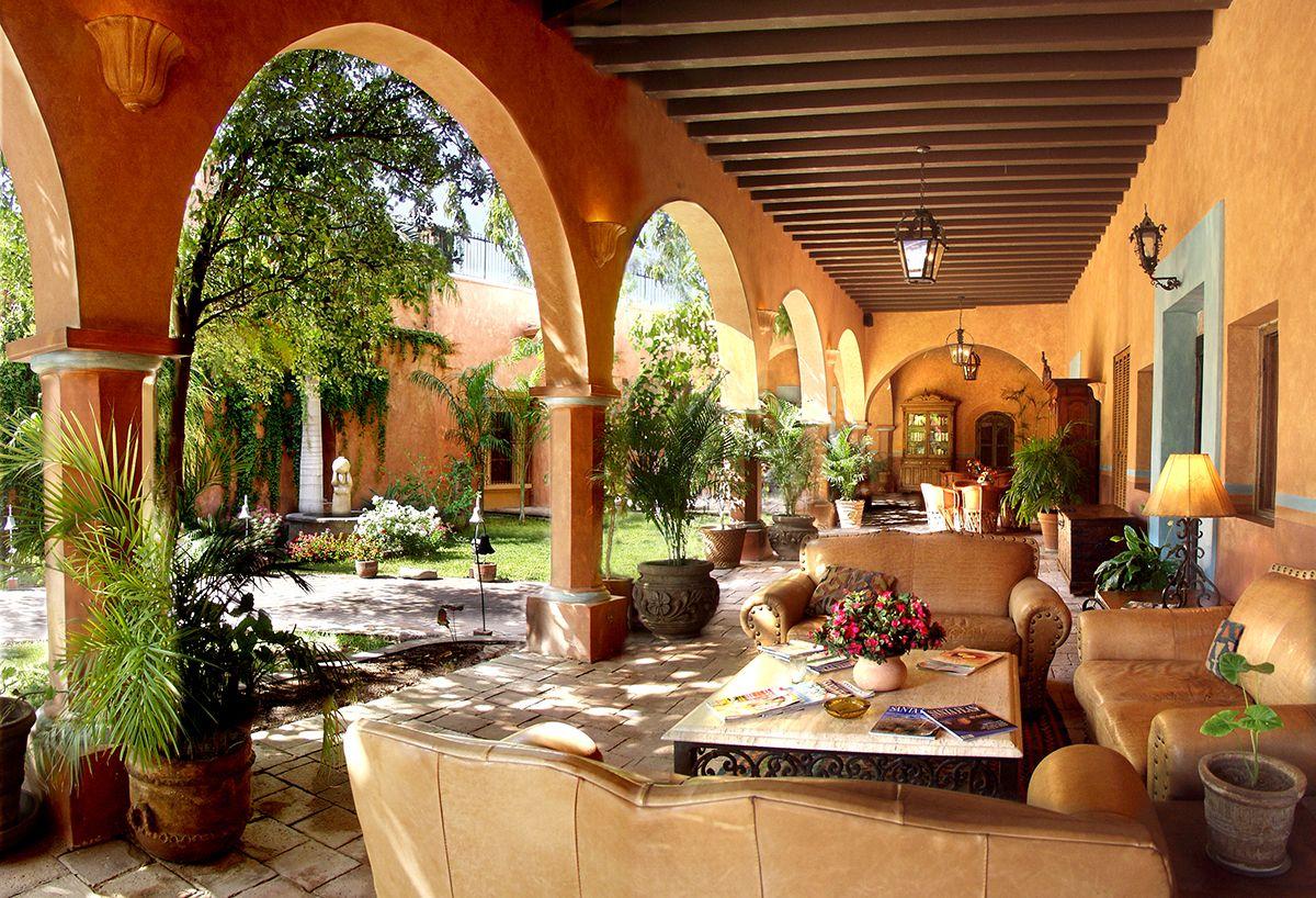 Hotel Hacienda de los Santos, Álamos Sonora, México