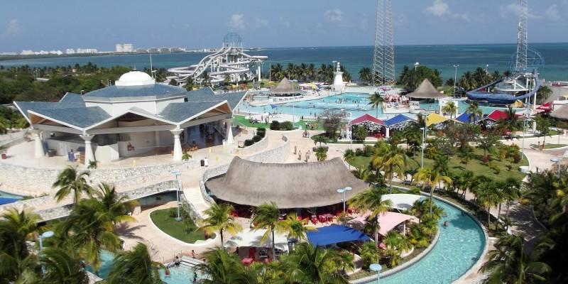 Balneario villa gasca guanajuato balnearios en mexico for Villas tortuga celestino gasca sinaloa