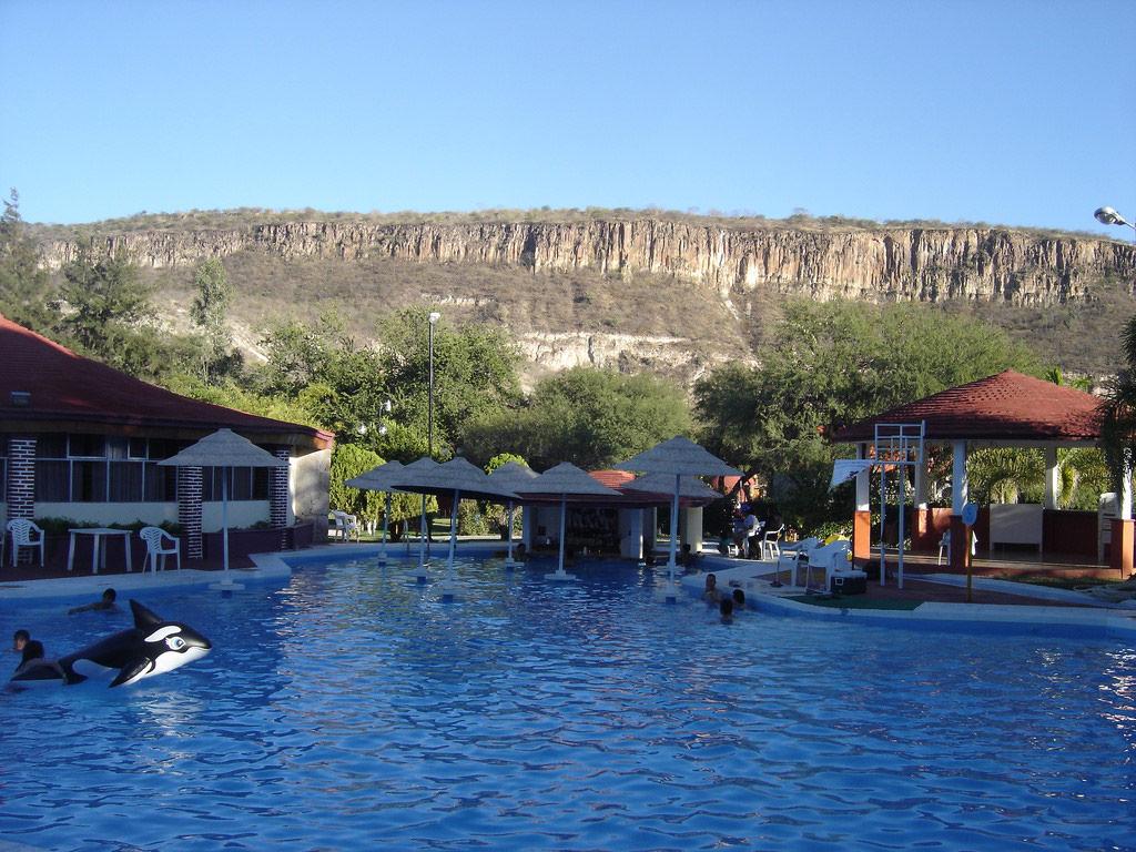 Balneario Paraíso Cax Can Zacatecas Balnearios De Mexico