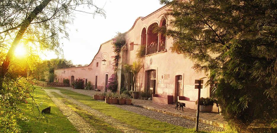 Hotel Hacienda Sepúlveda, Lagos de Moreno Jalisco, México